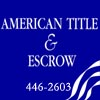 American Title & Escrow