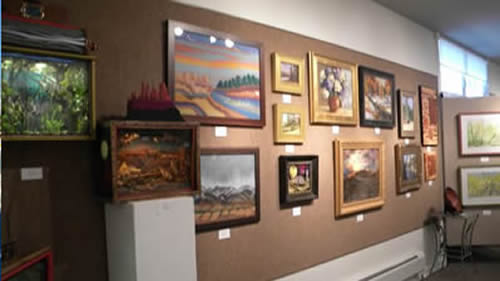 Art galleries in Red Lodge Montana