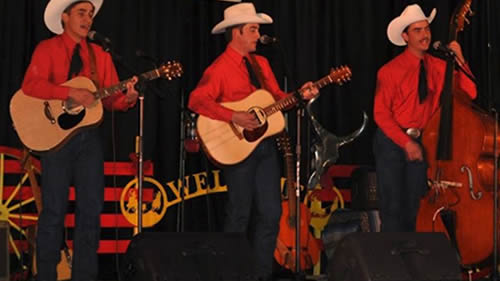 High Country Cowboys Christmas Concert