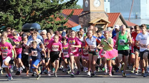 16th Annual Red Lodge Fun Run for Charities