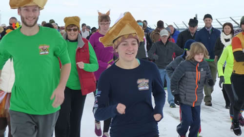 Red Lodge Event's Turkey Trot